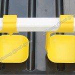 Nipple Drinker Drip Cup Kuning Import - Dhanang Closed House Properties