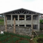 Project Closed House Full Otomatic konstruksi Baja Ringan Bandung